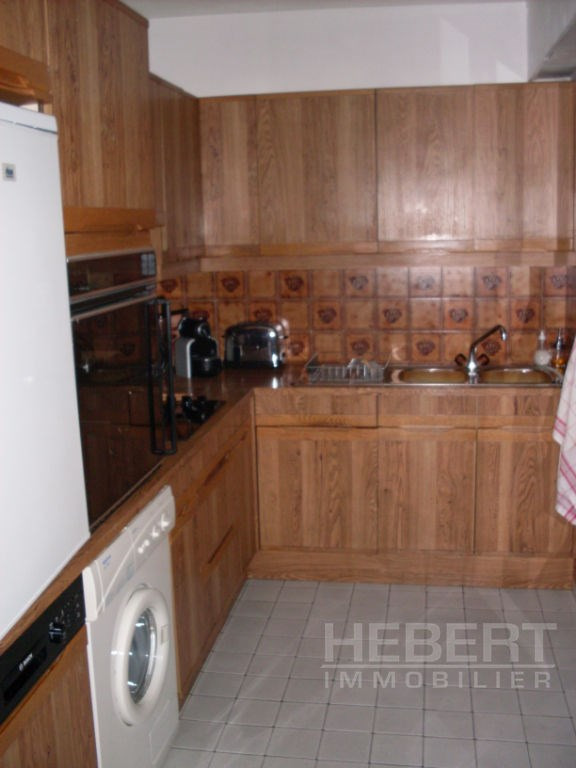 Rental apartment Sallanches 565€ CC - Picture 1
