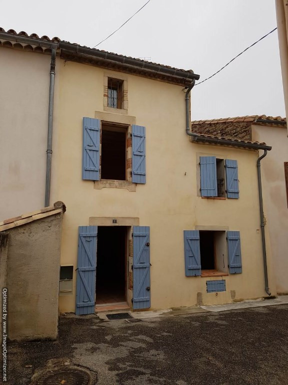 Vente maison / villa Bram 54 000€ - Photo 1
