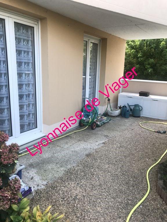 Viager appartement Neuville-sur-saône 116000€ - Photo 5