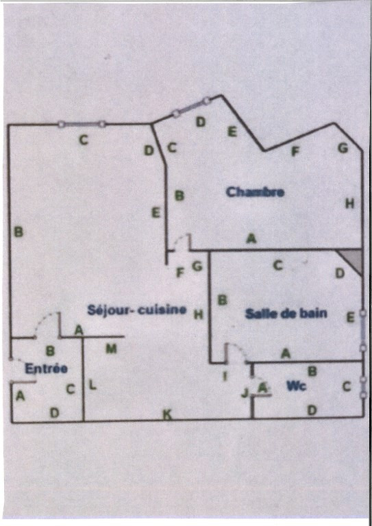 Produit d'investissement appartement Asnieres sur seine 340000€ - Photo 2