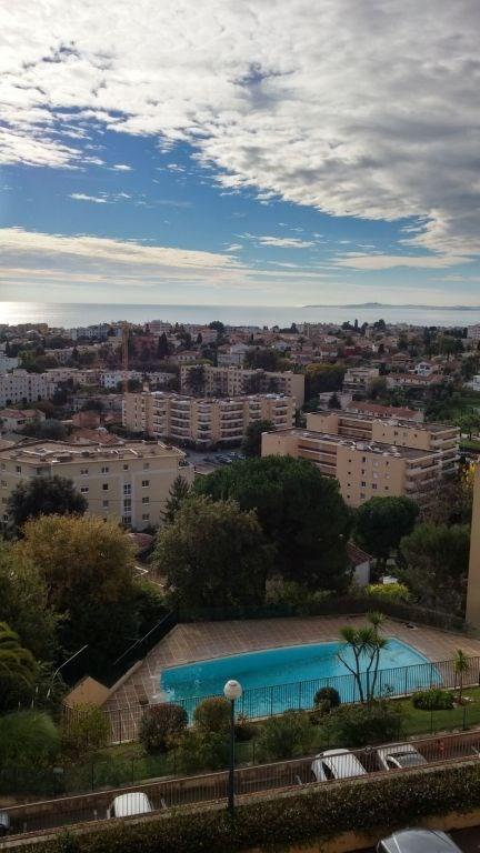 Rental apartment Cagnes sur mer 1167€ CC - Picture 1
