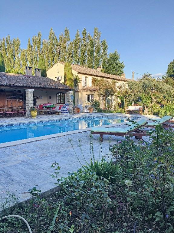 Venta de prestigio  casa St remy de provence 873000€ - Fotografía 11