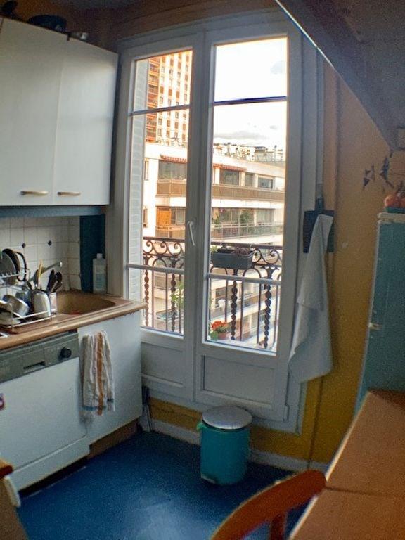 Vente appartement Paris 20ème 395000€ - Photo 8