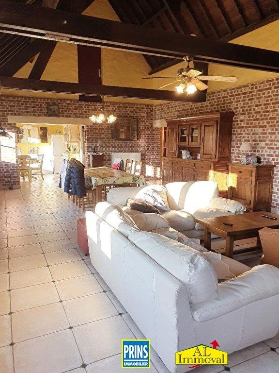 Sale house / villa Aire sur la lys 219450€ - Picture 6