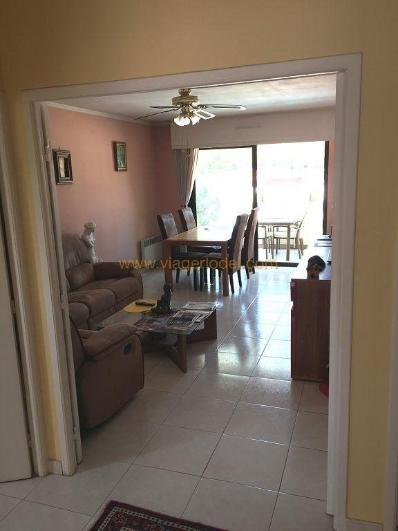 Lijfrente  appartement Le cannet 80000€ - Foto 5