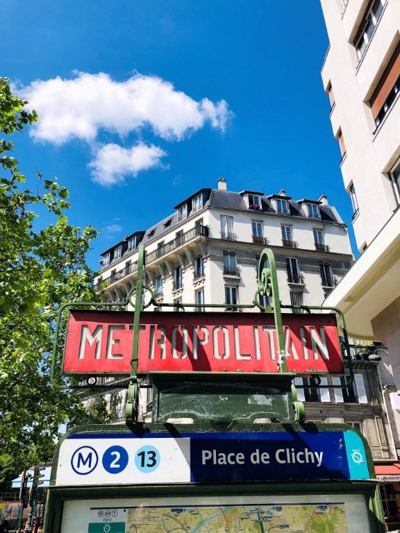 Vente appartement Paris 18ème 832000€ - Photo 10