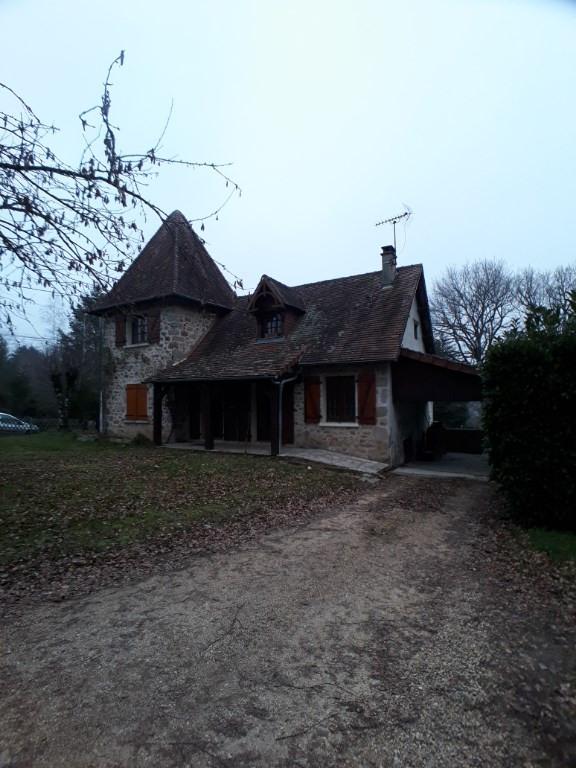 Rental house / villa Saint hilaire les places 550€ CC - Picture 8