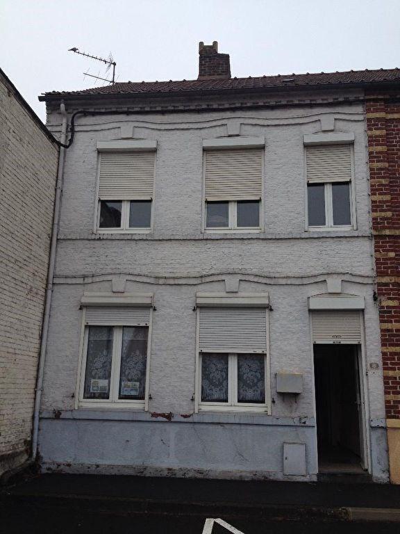 Vente maison / villa Aire sur la lys 75000€ - Photo 1