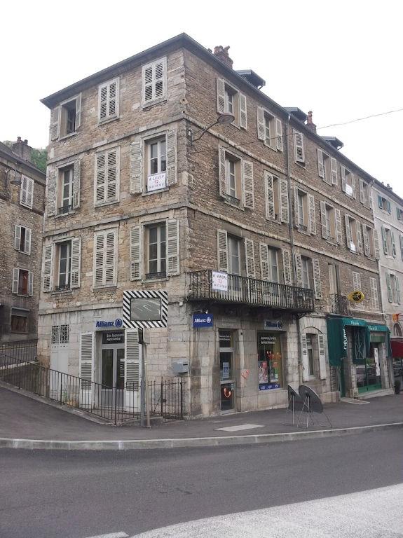 Vente immeuble Salins les bains 465000€ - Photo 1