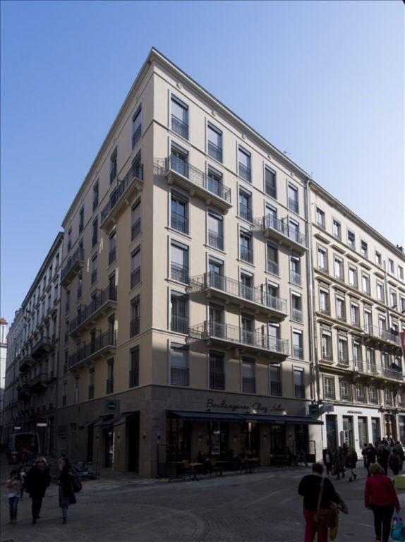 Rental apartment Lyon 2ème 550€ CC - Picture 1