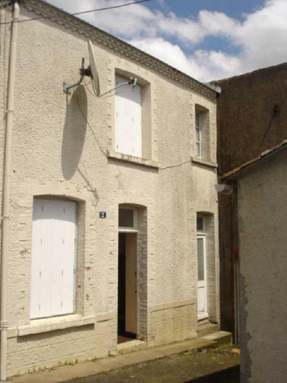 Maison de bourg chaudron en mauges - 3 pièce (s) - 80 m²