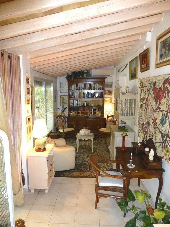 Verkauf auf rentenbasis haus Le plan-de-la-tour 186000€ - Fotografie 6
