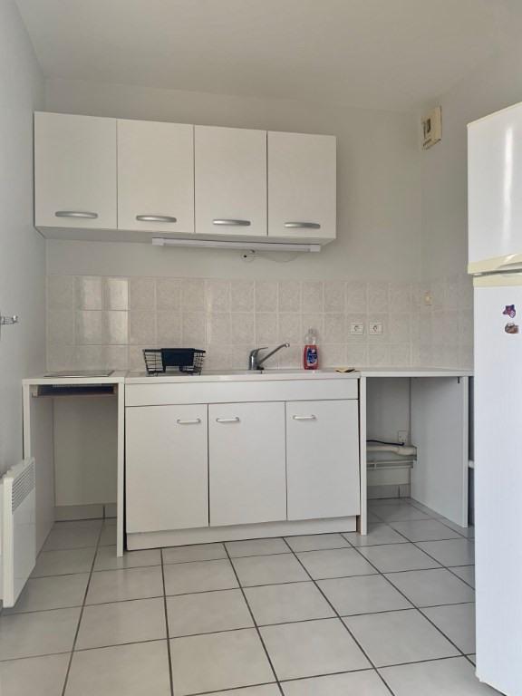 Rental apartment Bourgoin jallieu 540€ CC - Picture 1
