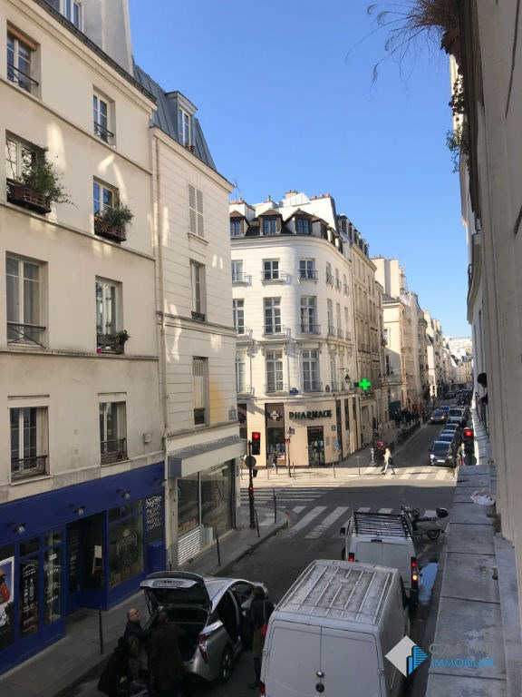 Vente appartement Paris 3ème 509 250€ - Photo 1