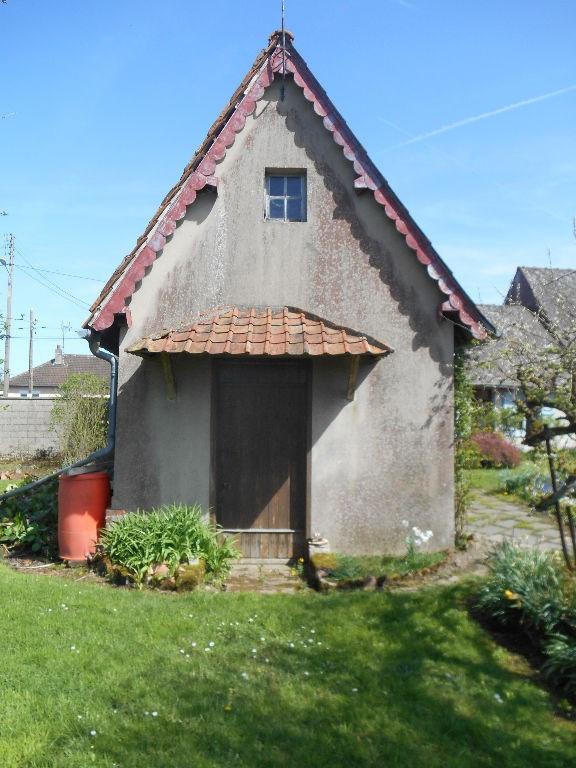 Vendita casa Halloy 122000€ - Fotografia 13