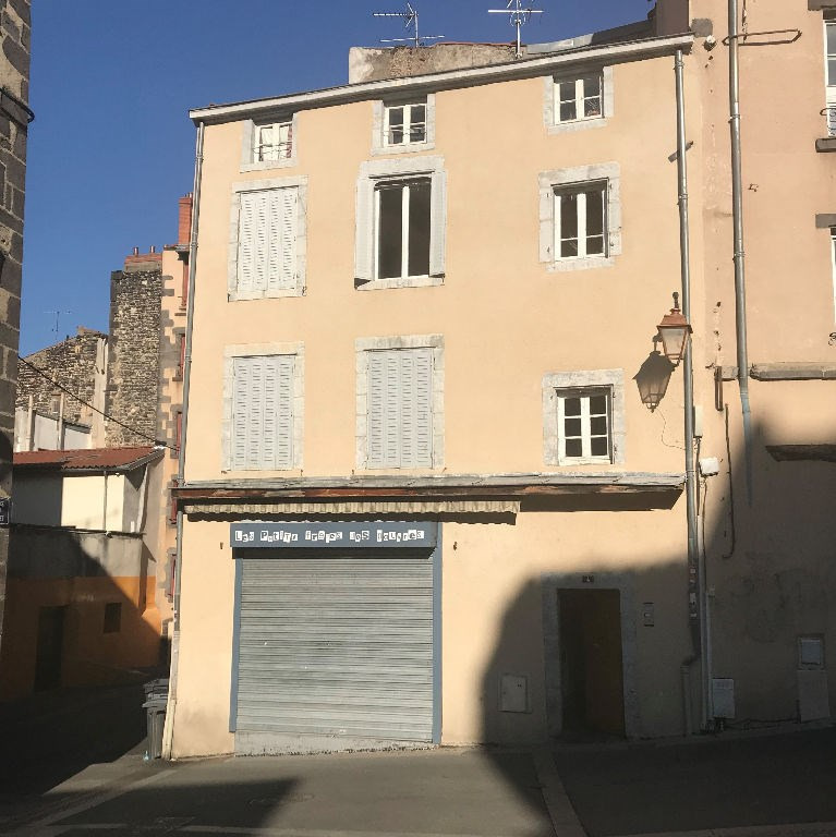 Vente immeuble Clermont ferrand 198 000€ - Photo 1
