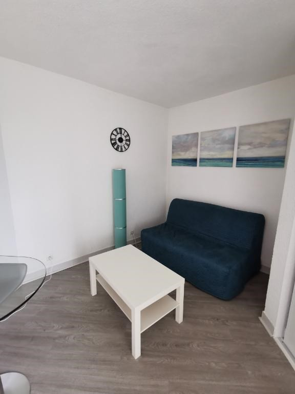 Charmant studio meublé + parking