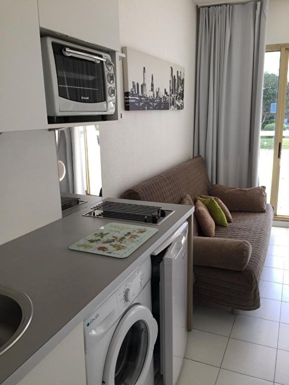 Location vacances appartement Villeneuve loubet 349€ - Photo 5