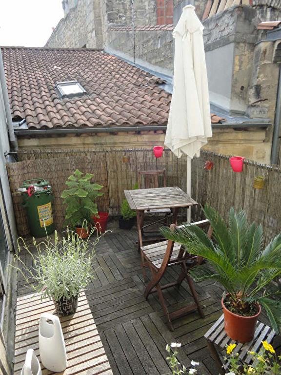 Location appartement Bordeaux 620€ CC - Photo 1