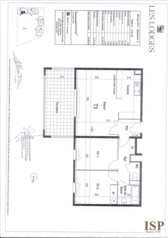 Location appartement Aix en provence 1076€ CC - Photo 7
