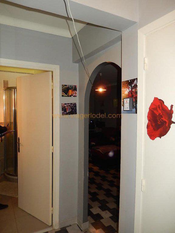 Lijfrente  appartement Menton 32500€ - Foto 6