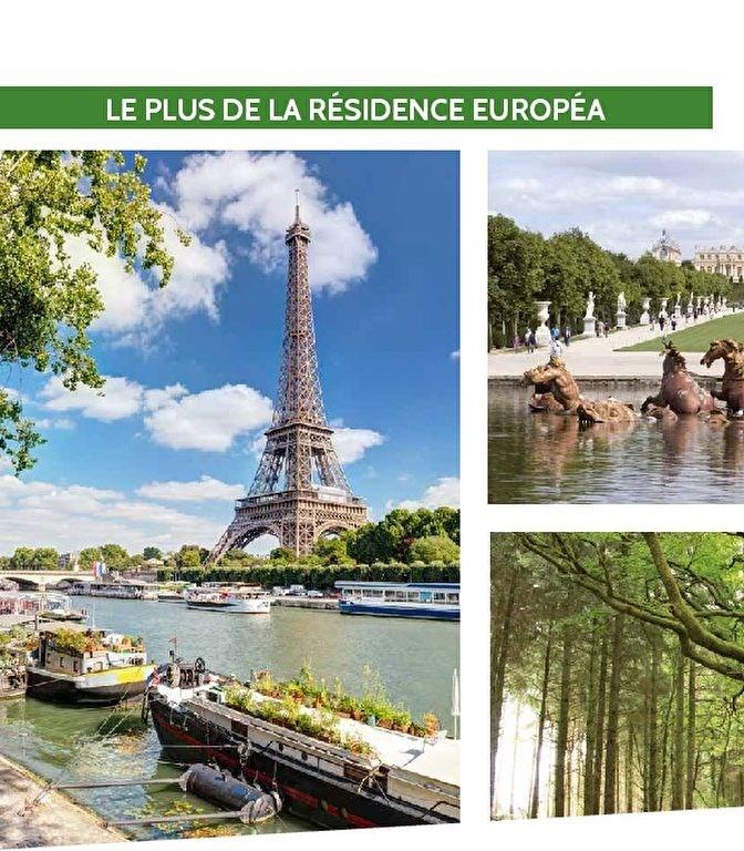 Résidences Europea Vélizy