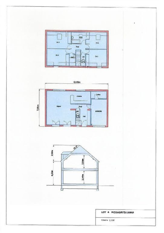 Vente maison / villa Morainvilliers 472200€ - Photo 3