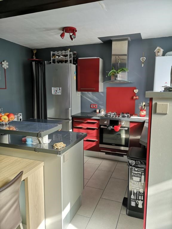 Sale house / villa Deville les rouen 169900€ - Picture 2