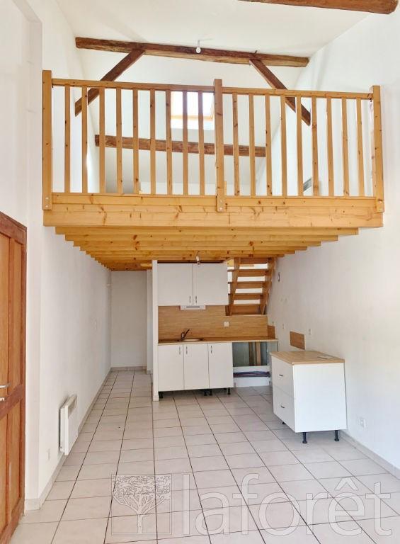 Vente appartement Saint chef 76000€ - Photo 1