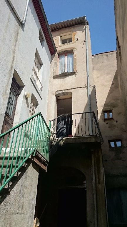 Sale house / villa Les martres de veyre 54500€ - Picture 1