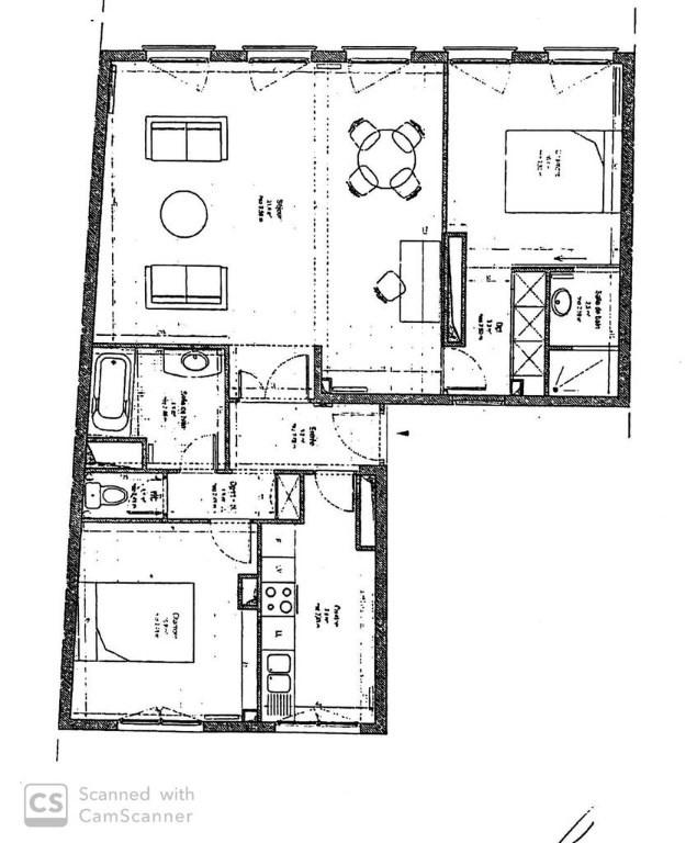 Vente appartement Paris 18ème 920000€ - Photo 8