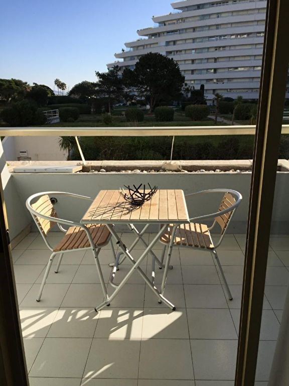 Location vacances appartement Villeneuve loubet 349€ - Photo 1