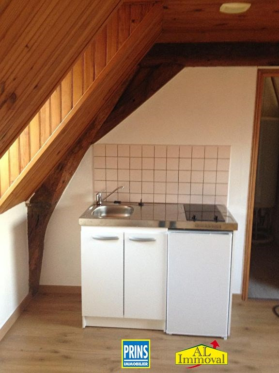 Rental apartment Aire sur la lys 380€ CC - Picture 3