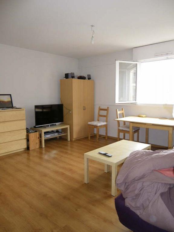 Rental apartment Villeurbanne 613€ CC - Picture 1