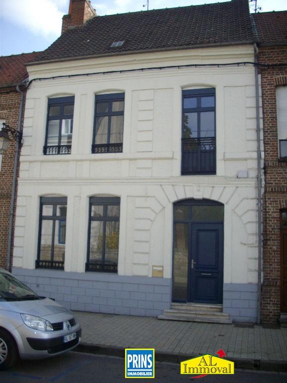 Location maison / villa Aire sur la lys 616€ CC - Photo 1