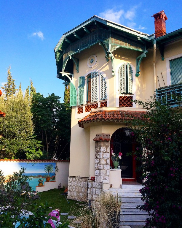 Deluxe sale house / villa Nice 1295000€ - Picture 17