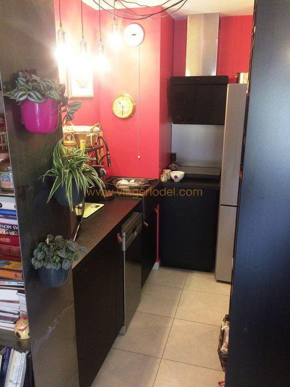 Lijfrente  appartement Mougins 52000€ - Foto 7