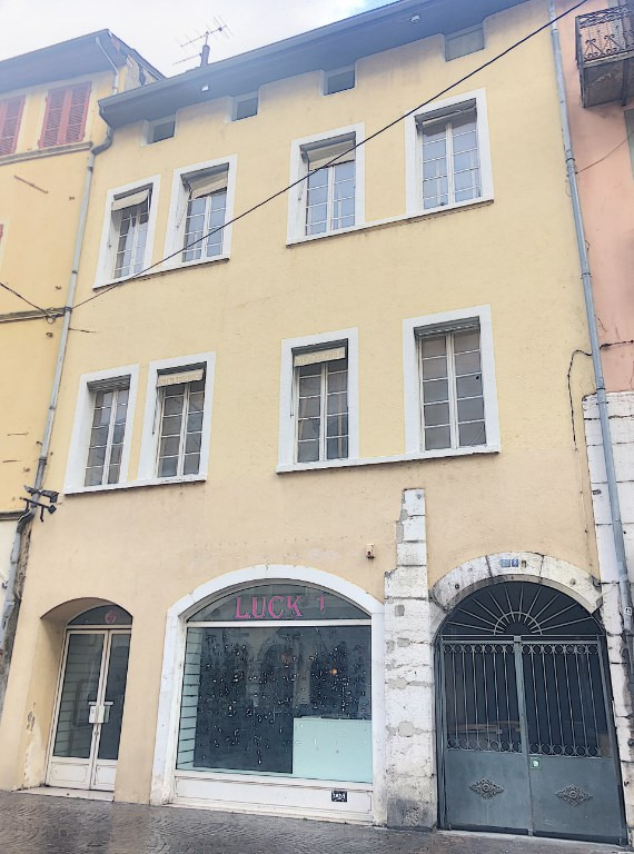 Vente appartement Chambery 122000€ - Photo 1