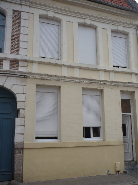 Rental house / villa Aire sur la lys 495€ CC - Picture 2