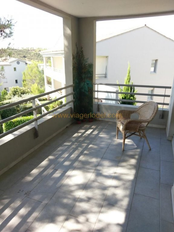 Viager appartement Nîmes 40 000€ - Photo 3