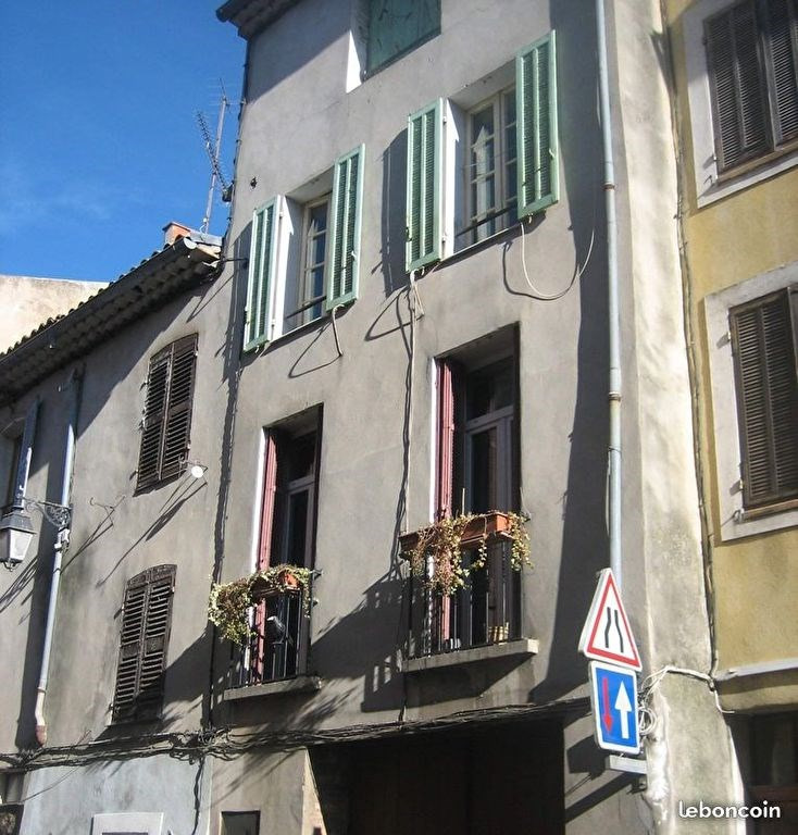 Sale apartment Le luc 95 400€ - Picture 1