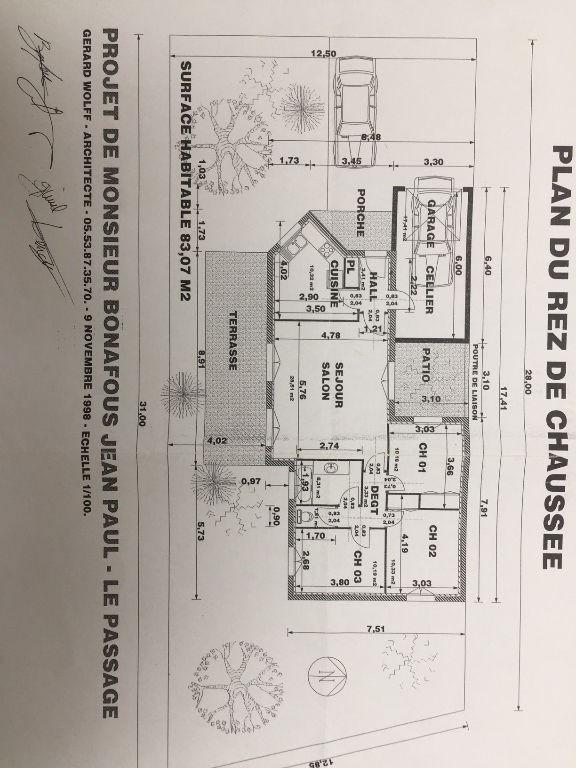 Sale house / villa Le passage 197000€ - Picture 9
