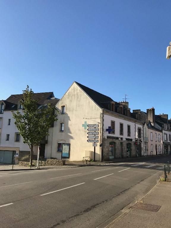 Vente local commercial Quimper 92140€ - Photo 2