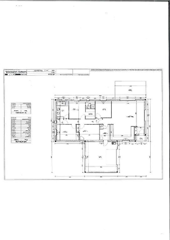 Rental house / villa Mondonville 1206€ CC - Picture 3