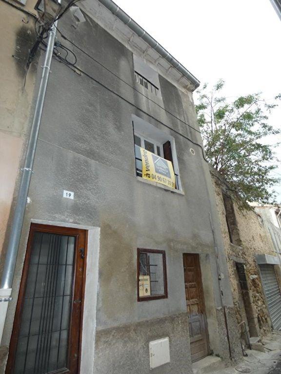 Sale house / villa Carpentras 75000€ - Picture 1