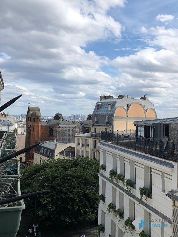 Sale apartment Paris 18ème 315000€ - Picture 1