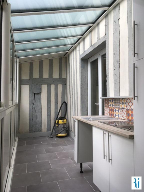 Vendita appartamento Rouen 99000€ - Fotografia 1