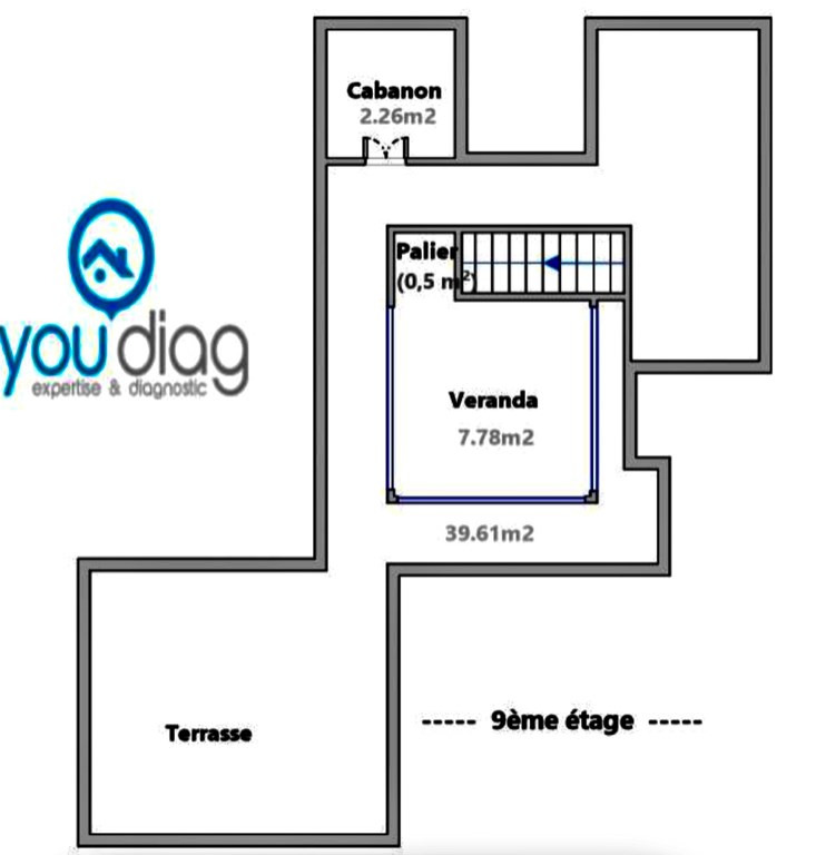 Deluxe sale apartment Paris 16ème 1180000€ - Picture 13