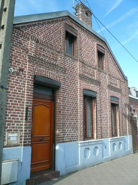 Sale house / villa Axe caudry-cambrai 94000€ - Picture 1