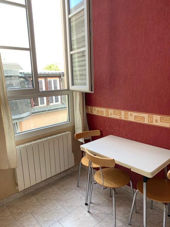 À VENDRE - ROUEN HYPERCENTRE - APPARTEMENT T2 MEUBLÉ- 37 m²- CHARME DE L ANCIEN